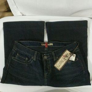 BKE Denim Brie Regular Fit Trouser Leg - size 29